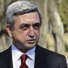 President Serzh Sargsyan sends condolence letter to Turkey's President Recep Tayyip Erdoğan