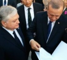 Foreign Minister Edward Nalbandian participated in the inauguration ceremony of the President of Turkey