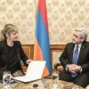 Armenia ready for normalization of ties, President Sargsyan says