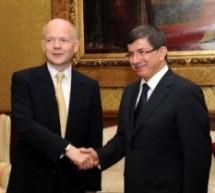 Davutoğlu: Arzumuz; Türkiye Ermenistan arasındaki ilişkilerin normalleşmesi