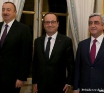 Azerbaijan Moderates Stance At Paris Karabakh Talks