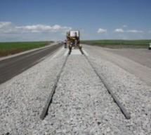 Erzurum-Ermenistan tren hattı onarılıyor